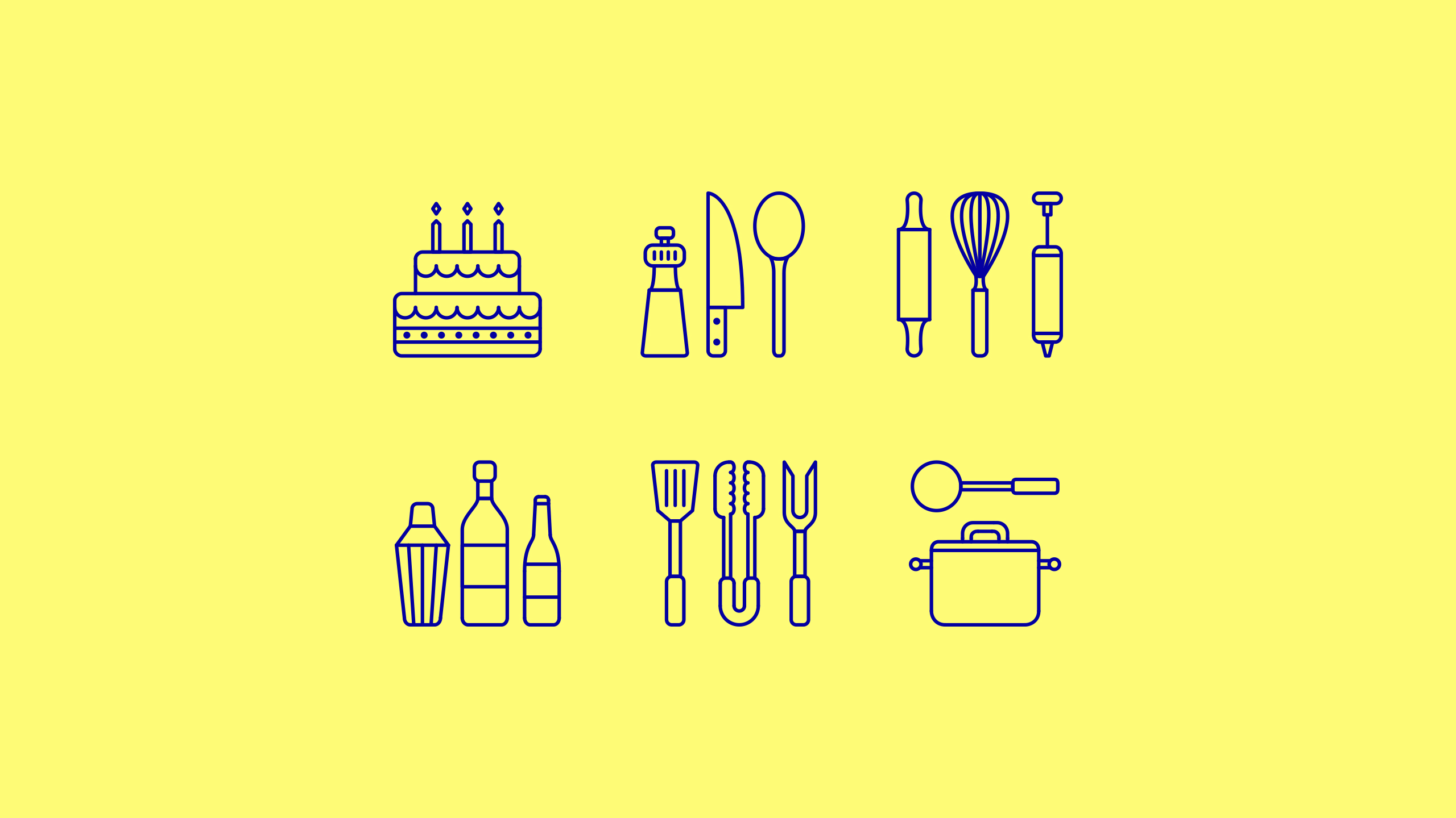 Sanoma Pictogram Design